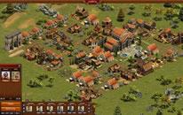 Valtakunnanrakennuspeli Forge of Empires odottaa sinua